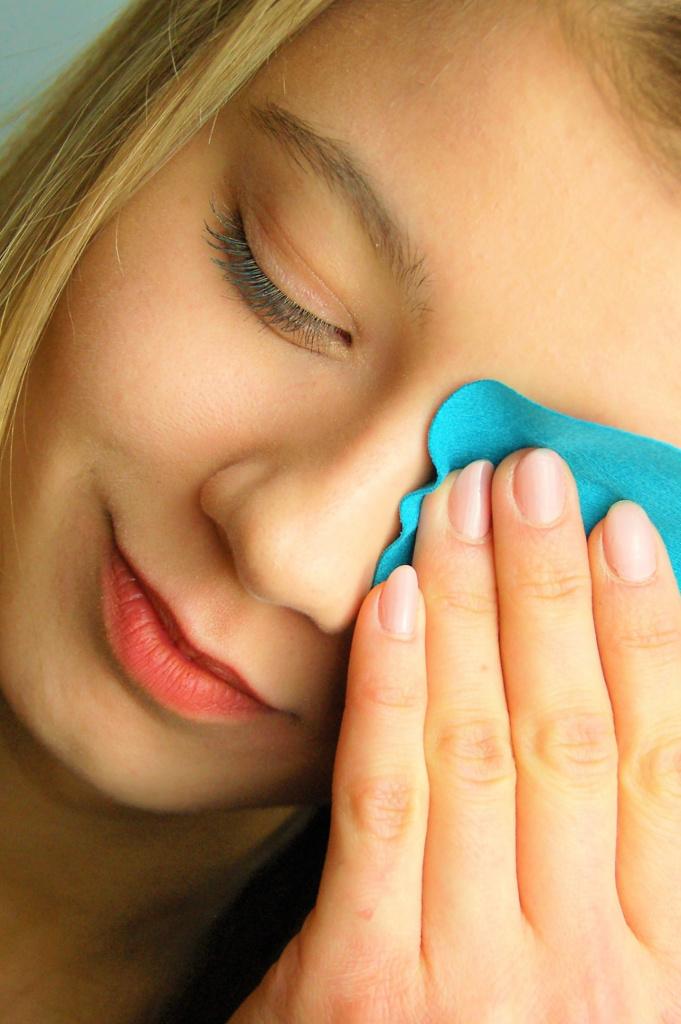 Pielęgnacja twarzy z Loffme - waciki wielorazowe | Loffme.com