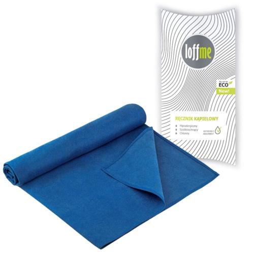 Ręcznik kąpielowy dla alergików i na wrażliwą skórę | Loffme.com